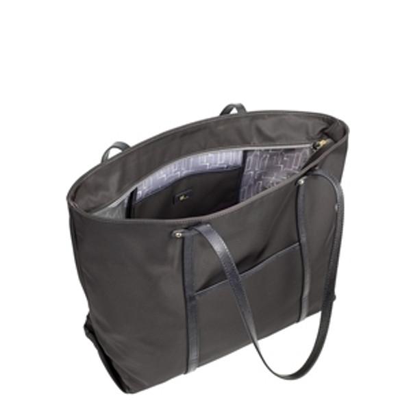 Boston Bag - Charcoal Black