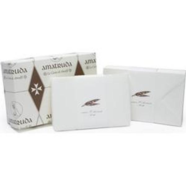 Amalfi Folded Informal Cards 4 1/2 x 6 1/2