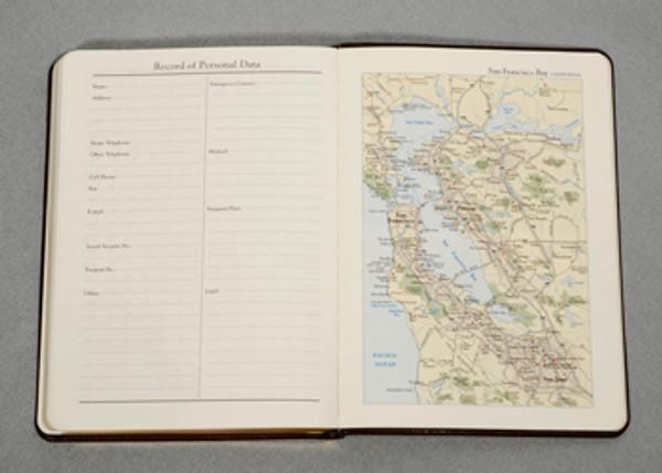 Interior Bound Address Book