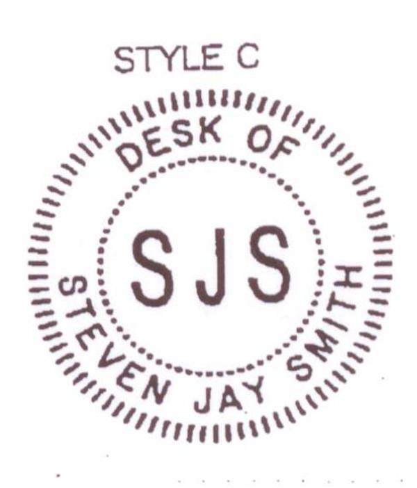 Style #C desk of