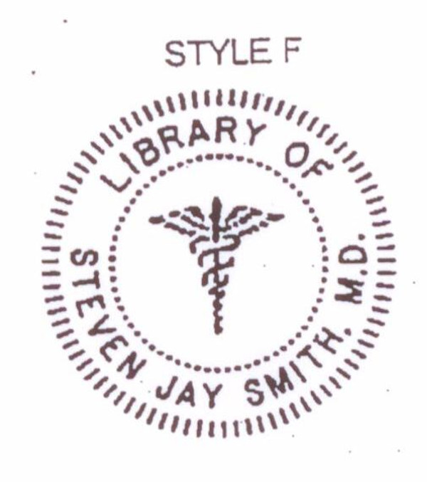 Style #F medical We also offer dental, veteranarian, and other styles