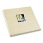 Ivory Wedding Post Bound Album