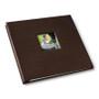 Brown Post Bound Album