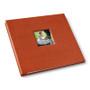 Orange Post Bound Album