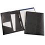 Luxe Leather Notepad Portfolio