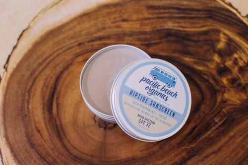 Riptide Sunscreen Tinted - SPF 32 - Plastic Free