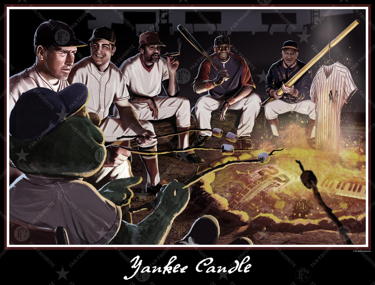 YANKEE CANDLE (WALL PRINT)