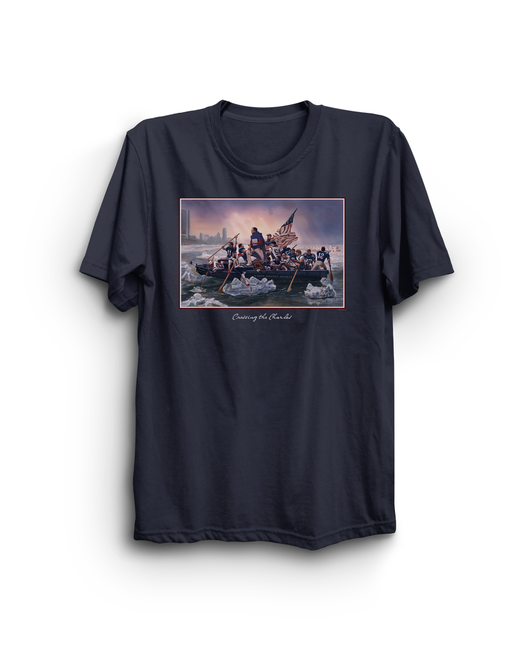 Crossing the Charles T-shirt