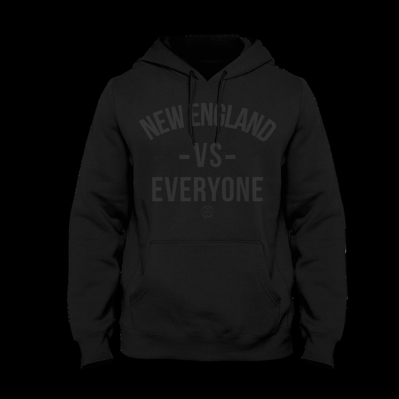 NEW ENGLAND VS EVERYONE BLACK