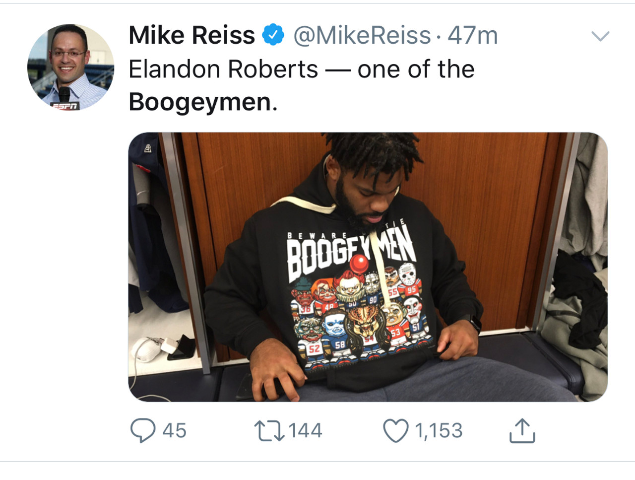 Beware of the Boogeymen T-shirt