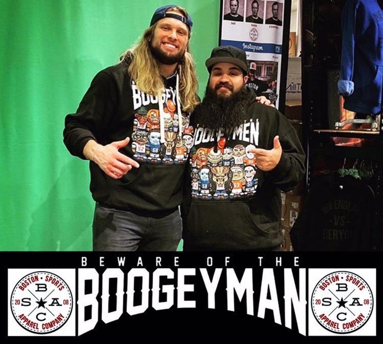 Beware of the Boogeymen (Hoodie)