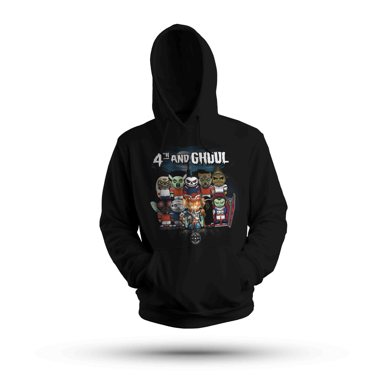 4th and Ghoul (Hoodie)