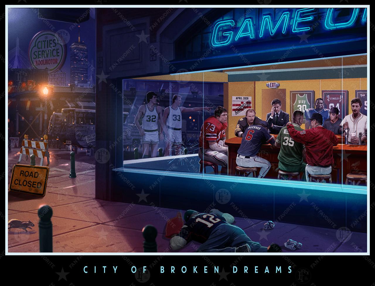 Boulevard of Broken Teams