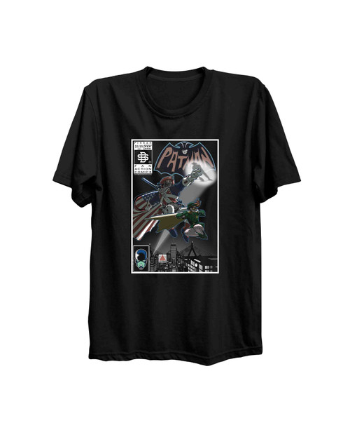 Patman and Robin T-shirt