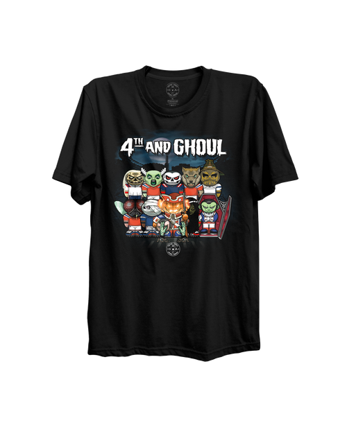 4th and Ghoul T-shirt