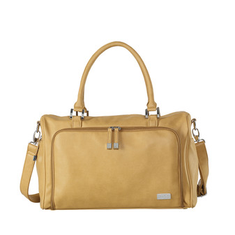 The super stylish Double Zip Satchel Bag is the perfect bag for Mums who love to have a place for everything!
