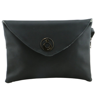 Windsor Change Mat Clutch - Onyx