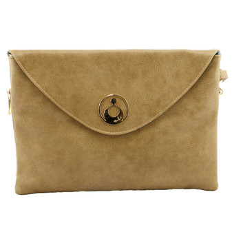 Windsor Change Mat Clutch - Latte