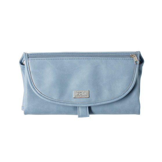 A must have baby item giving your baby the best in comfort and cleanliness at change times. Folding up into a conveniently sized clutch is a large, easy wipe padded change mat with storage pockets perfect for carrying nappies and baby wipes.