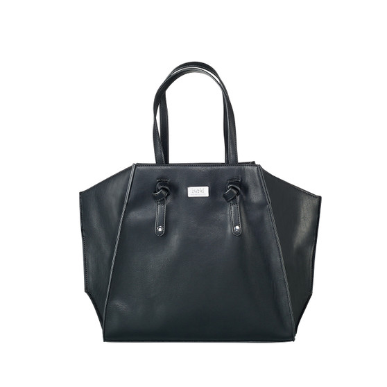 The Perfect Tote for modern mums who like quick access to the contents of their nappy bag.