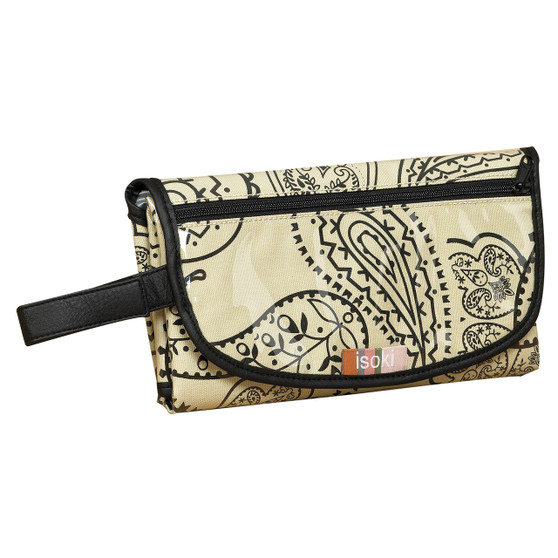Change Mat Clutch Retro Paisley