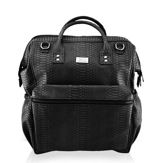 Byron Backpack - Black Mumba