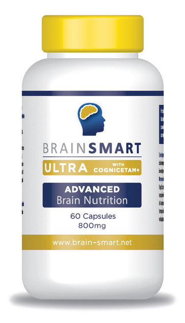 BrainSmart Ultra with Cognicetam+