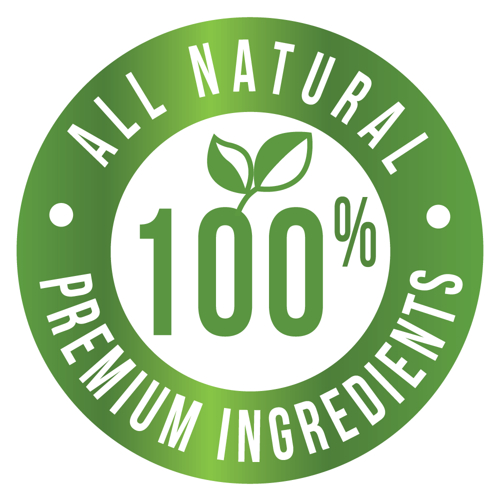 BrainSmart All Natural Premium Ingredients