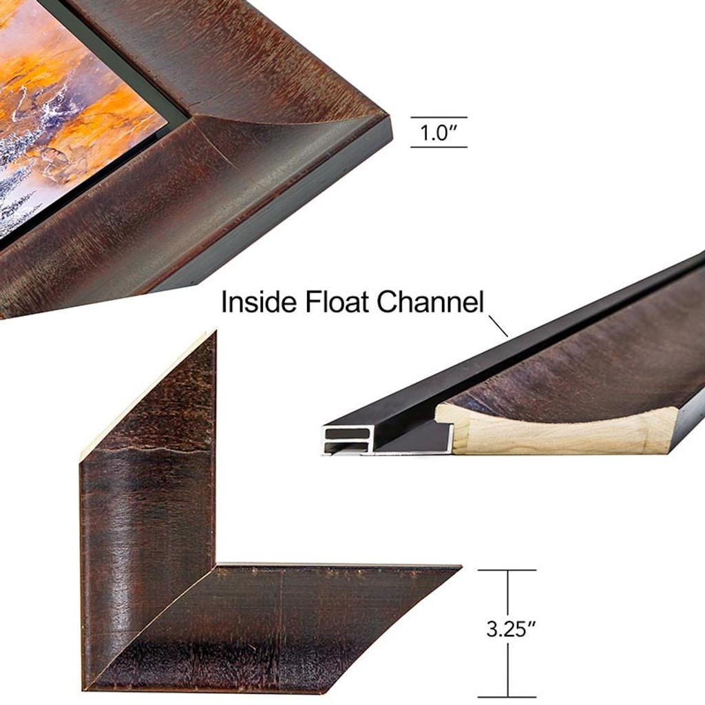Aspen Wood Frame