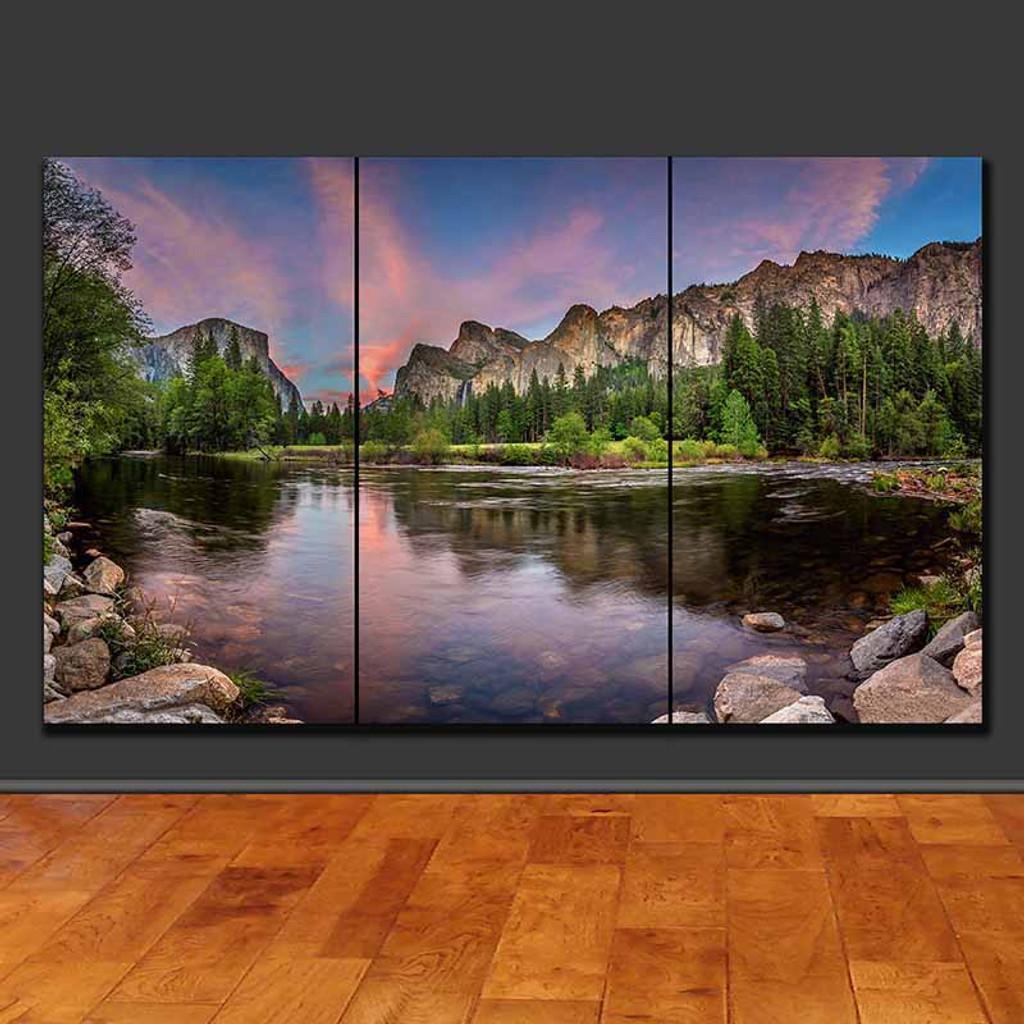 Triptychs