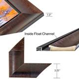 Aspen Wood Frame dimensions.