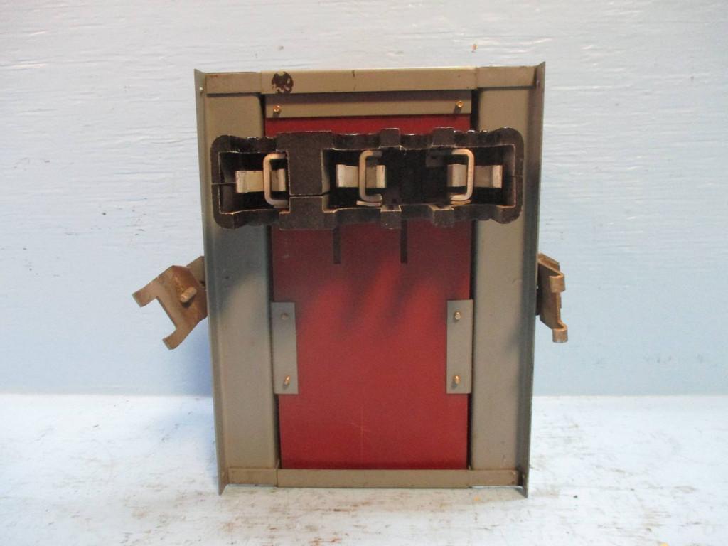 Square D SD-3603 QMB Saflex Plug-In Unit 30 Amp 600V 3P 3W Fusible Bus Plug 30A (TK1486-81)