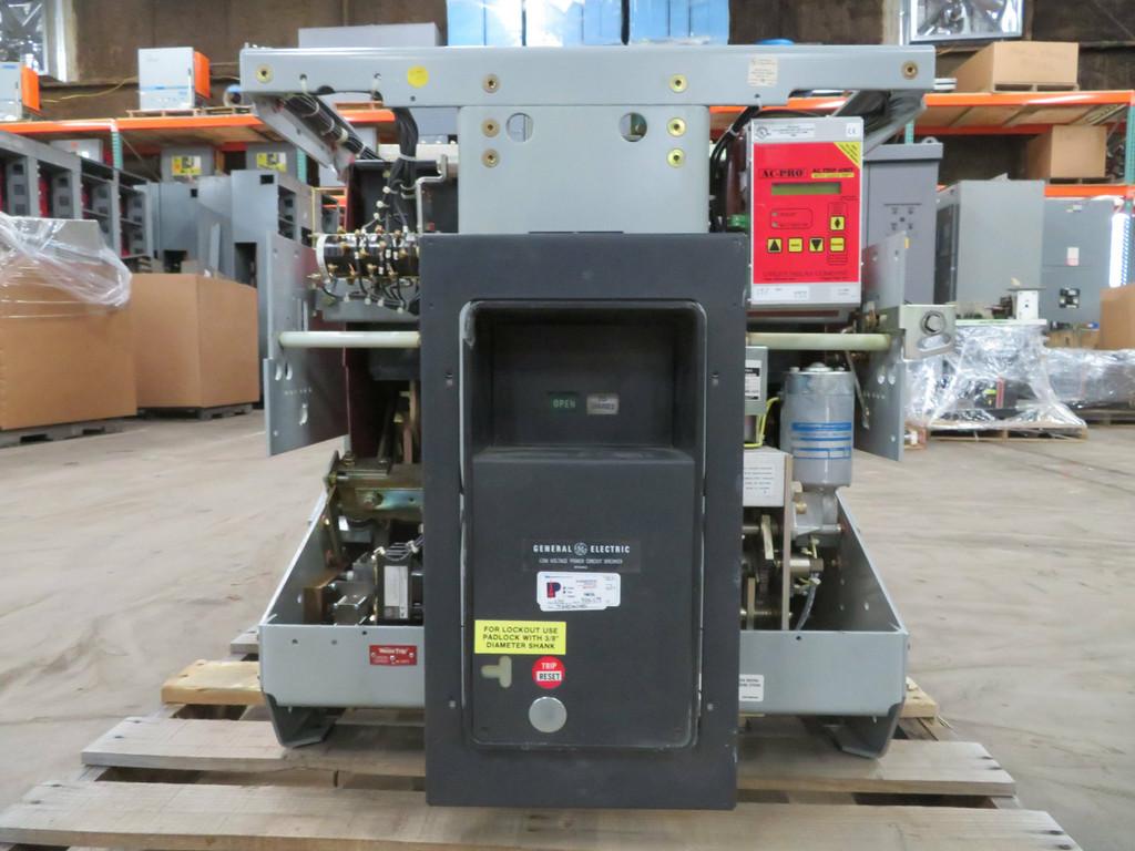 GE AKR-9D-75 3200 Amp Air Breaker EO DO AC PRO Trip Unit AKR9D75 3200A General (NP2275-2)
