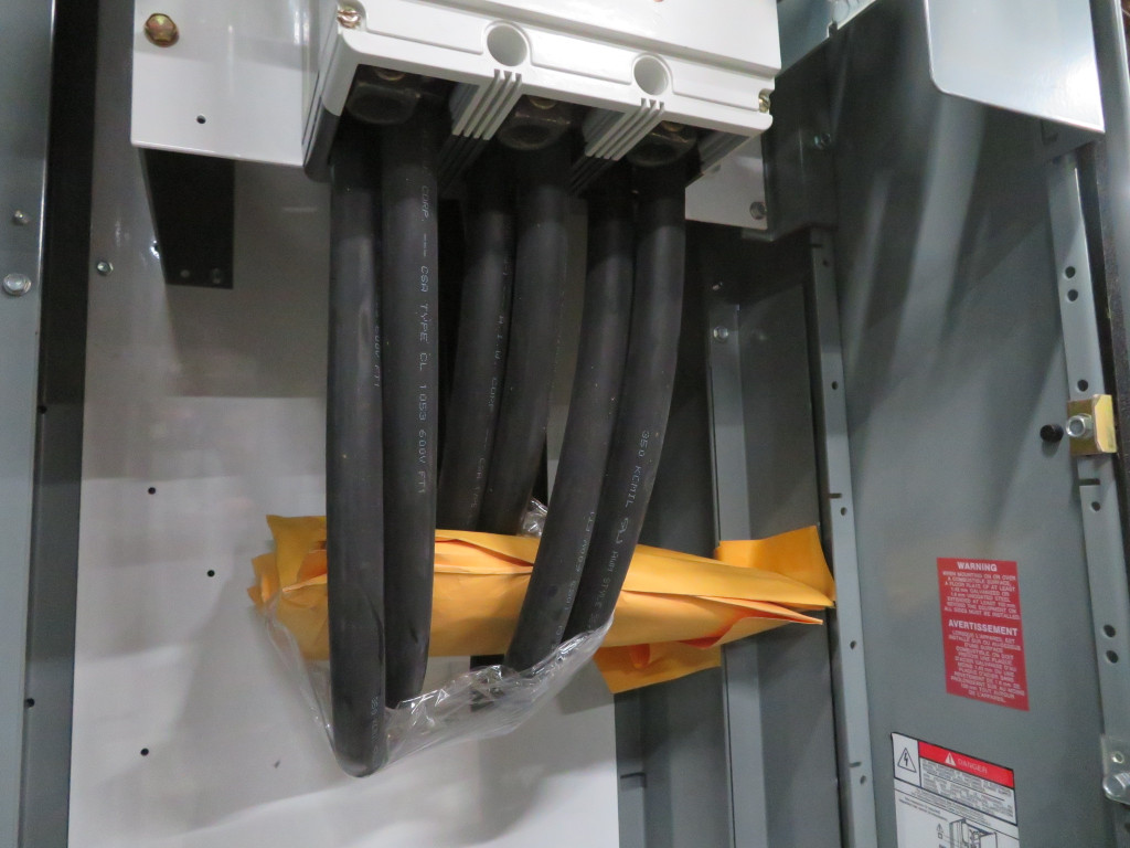 NEW Allen Bradley 500 HP 150-B650NBD Soft Starter 460V 150B650NBD 475 kW SMC (NP2274-4)