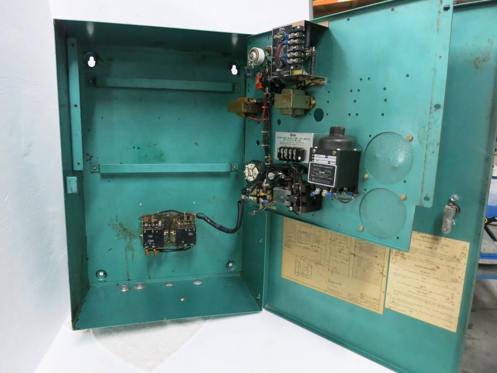 Onan Load Transfer Control LTE30-3/272A 30 Amp 242139 LTE LTM 30 272A Studebaker (GA0096-1)