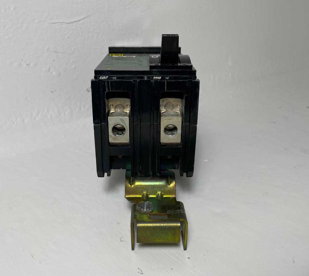 Square D I-Line FA26090AB 90A Circuit Breaker 480/600V 2 Pole Type FA 90 Amp 2P (EM4264-2)