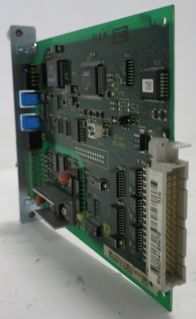 Indramat Interface Board 109-0852-4B01-09 Rexroth 10908524B0109 PLC DSS02 (GA0927-1)