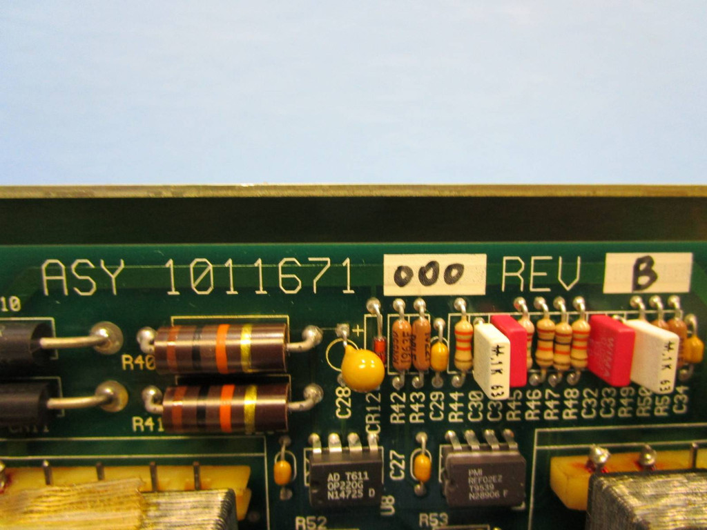 Landis & Gyr 1014123000 1011671 000 Rev B PLC Chiller 1014142000-2 1011671000 (NP0456-1)