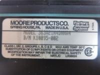 Moore 363A21N4DNNA4 Multipoint Digital Recorder 15999-202 120/230V (TK4784-2)