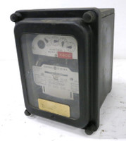 GE 700X63G241 2 Stator Watthour Meter Relay 3PH DS-63 Watt Hour 3000:5 5:1 120V (DW1771-2)