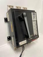 Square D PEF2036G 2000A PE Circuit Breaker w/ 1200 Amp Trip & Ground Type PEL 3P (EM4196-1)
