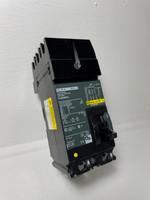 Square D I-Line FA26090AB 90A Circuit Breaker Green Label 600V 2 Pole 90 Amp 2P (EM4263-1)