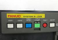 GE Fanuc System R-J3iB Operators Panel A20B-2100-0770 + A20B-1007-0850 Control (DW3802-6)