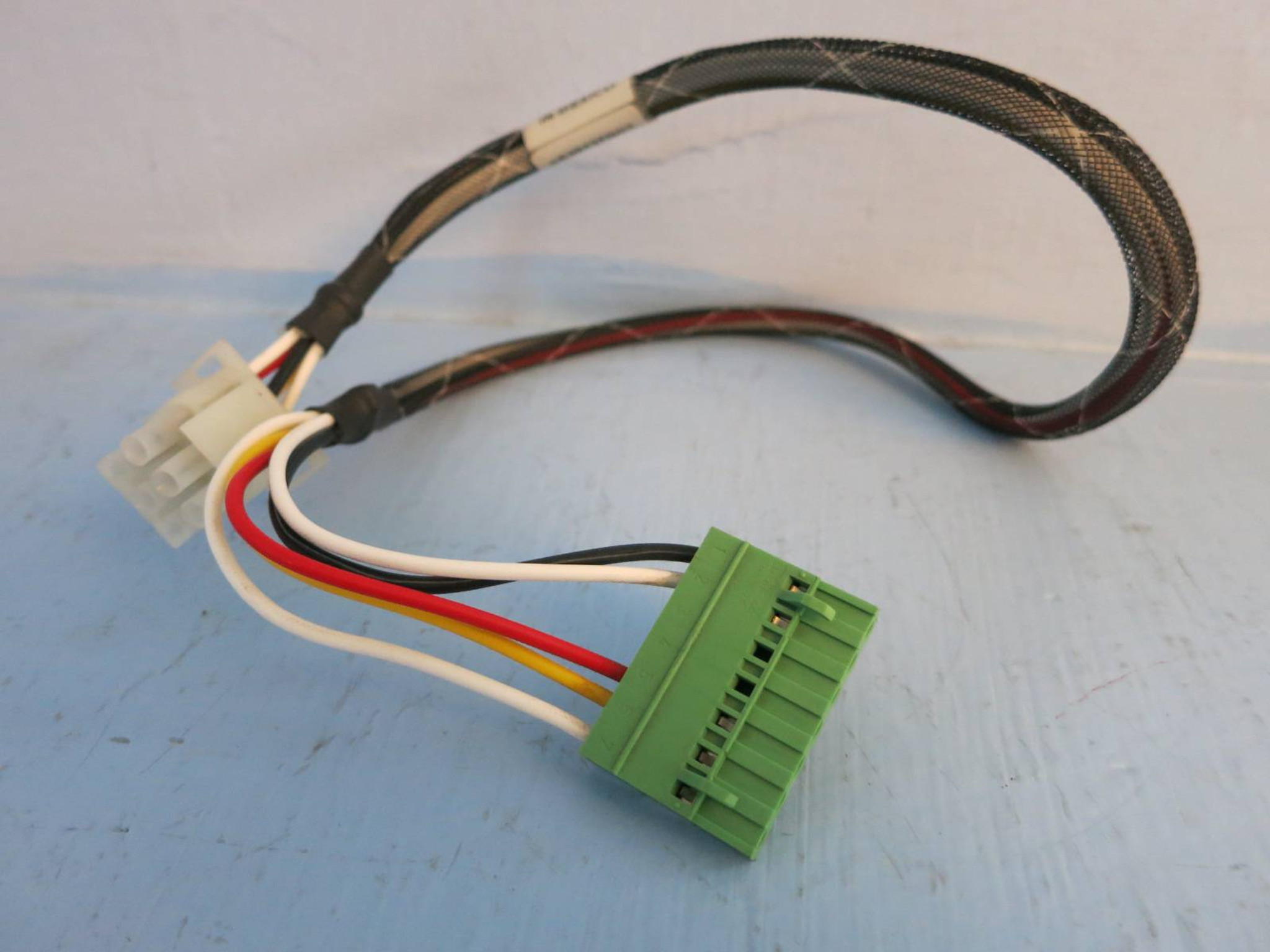 [DIAGRAM_5FD]  Ovation Power Cable 5A26137G03 PLC Westinghouse Emerson Distribution Harness  (PM2161-16) - River City Industrial | Ovation Wiring Harness |  | River City Industrial
