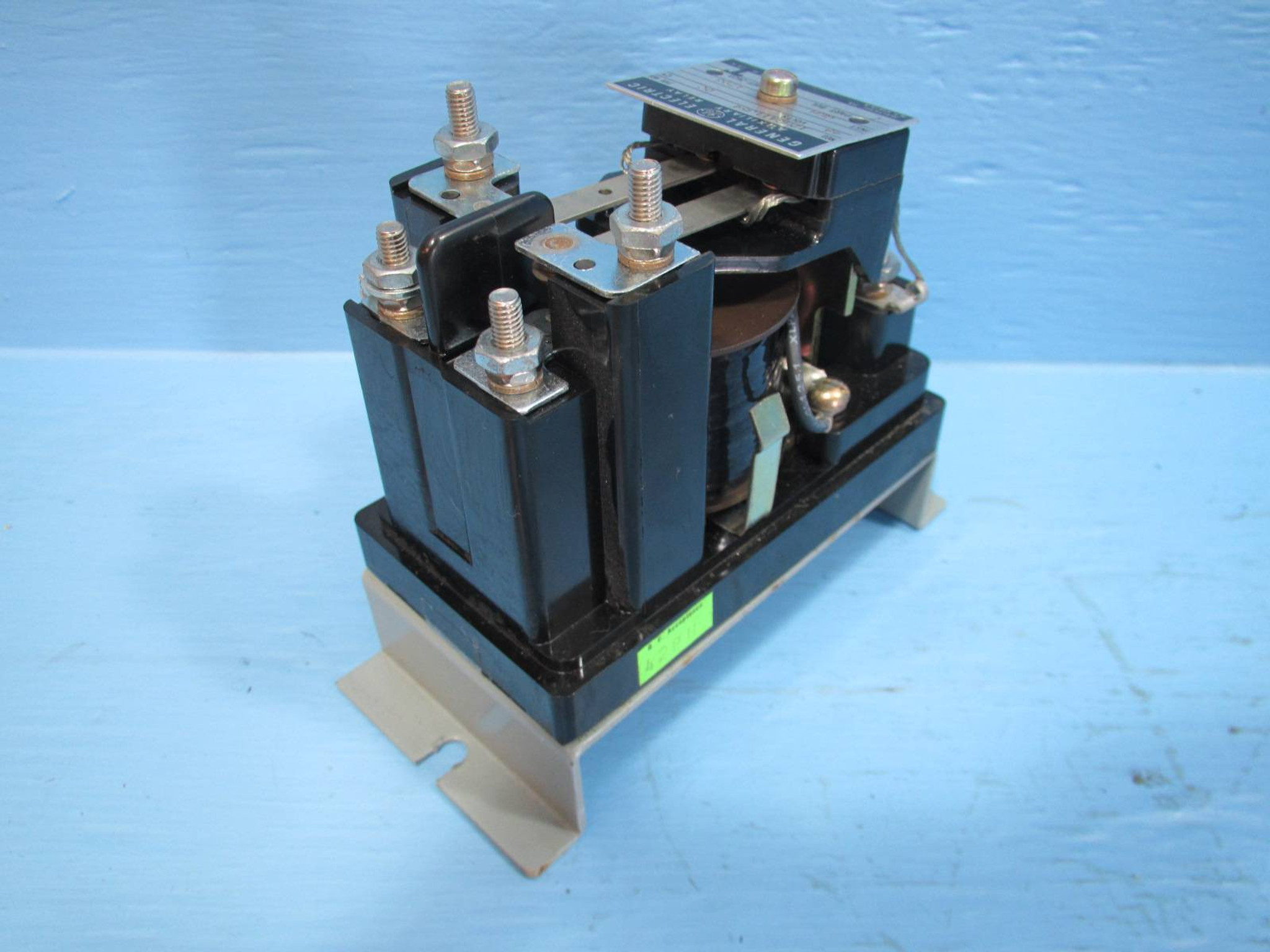 General Electric 12hga11j54 Auxiliary Relay Type Hga Ge 48 Volt Dc Electrical And Its Types Gef 2623 Np1619 9 River City Industrial