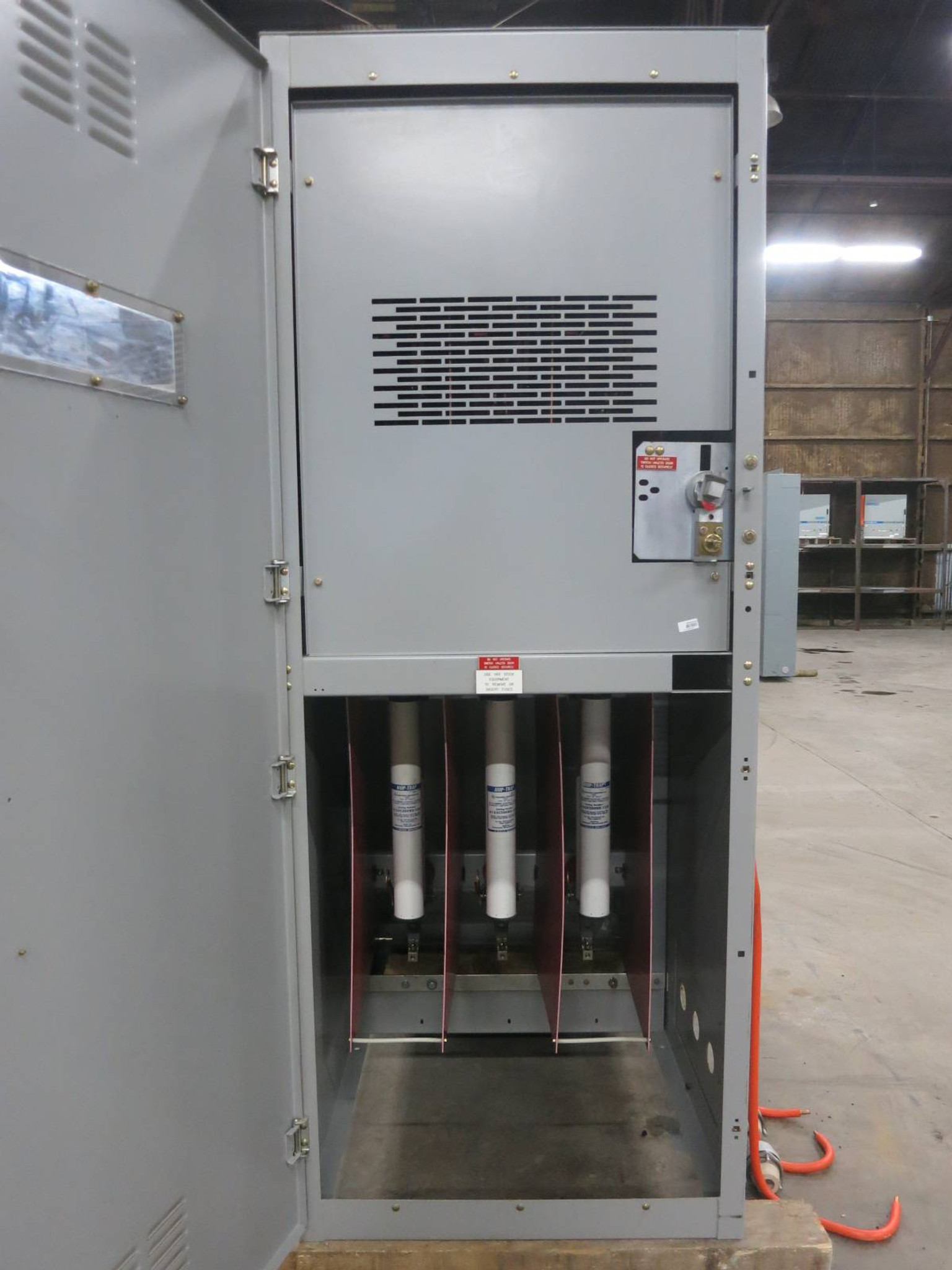 ABB 13800 V High Voltage Switch for Up to 2500 kVA Transformer 13 8 15 kV  HV HVL (PM2808-1)