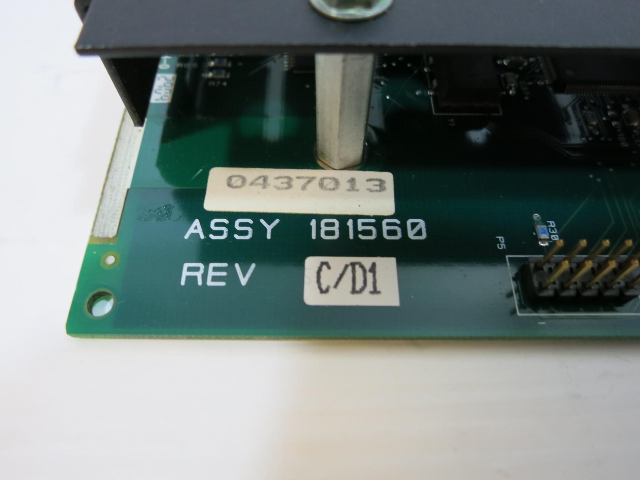 Valmet Metso Automation IOP336 181560 Rev C/D1 QUAD PAT Module PLC Module  IOP336 (NP2062-1)
