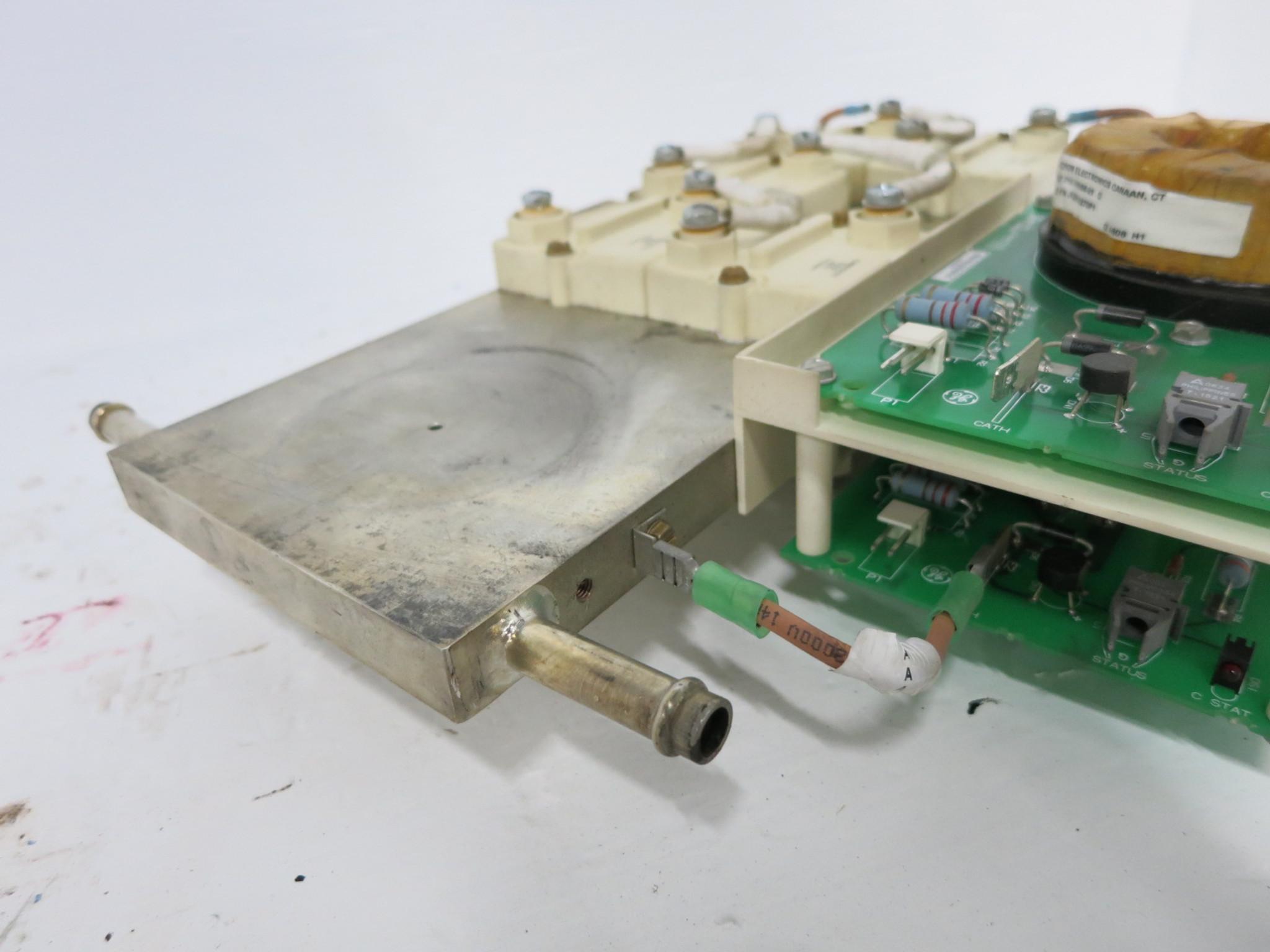 GE 173C9162ABG3 Thyristor Converter DS200-FHVA Heatsink SCR Bridge Power  Module (DW0964-12)