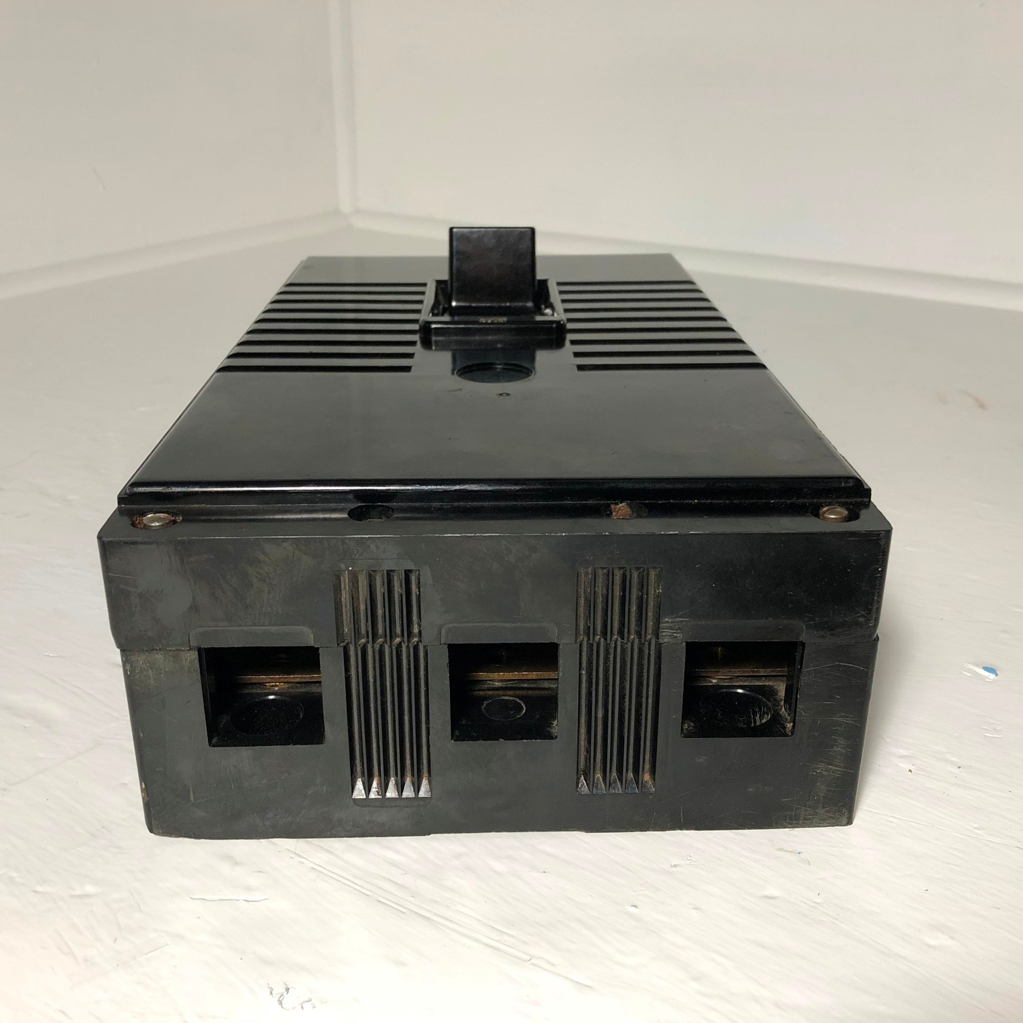 3 Phase Circuit Breaker E Frame Used Federal Pacific FPE 20 Amp