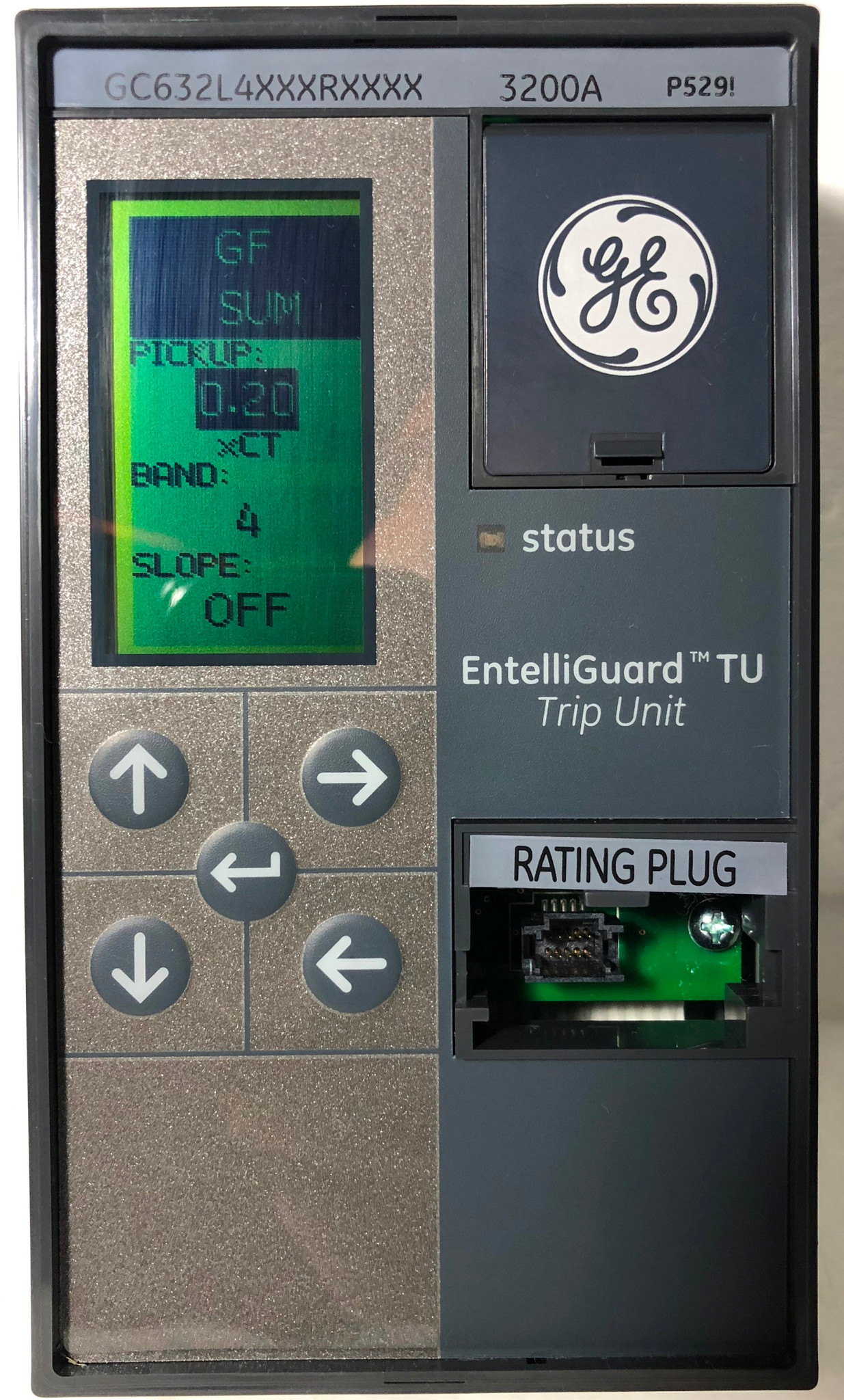 Ge Gc632l4xxxrxxxx 3200a Entelliguard Tu Trip Unit General Electric Trippingcircuitbreakerpaneljpg Https D3d71ba2asa5ozcloudfrontnet 12014161 Images Em3128